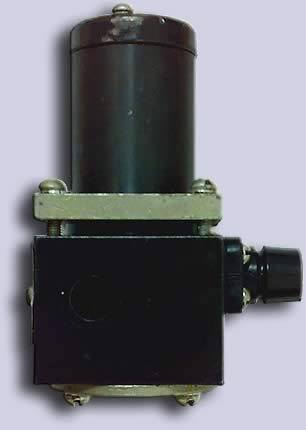 Гидрораспределитель с электромагнитным управлением ГР 2-3 (24В и 12В) .